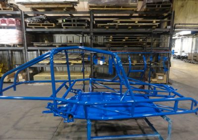Chassis-Powdercoated