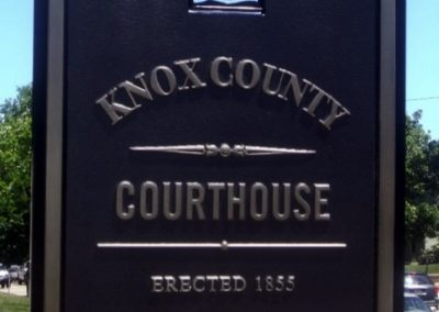 Courthouse-Outline-Waterjet-Cut
