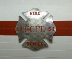 Custom-Fire-Dept-Logo-Waterjet-Cut-and-Powdercoated