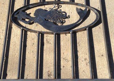 Custom-Handrail