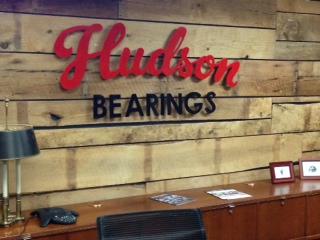 Hudson-Bearings-Logo-Installed