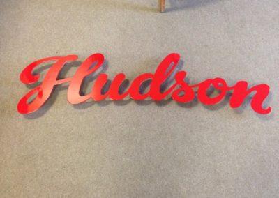 Hudson-Bearings-Logo-Waterjet-Cut-and-Powdercoated